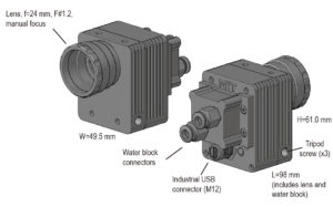 TAC1024-microCAMERA-Dimension